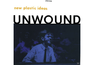 Unwound - New Plastic Ideas - (Vinyl)