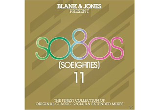 VARIOUS - Present So80s [So Eighties] 11 - (CD)