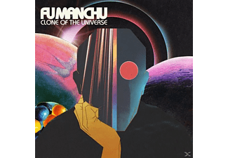 Fu Manchu - Clone Of The Universe - (CD)