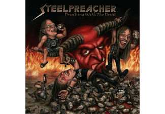 Steelpreacher - Drinking With The Devil - (CD)