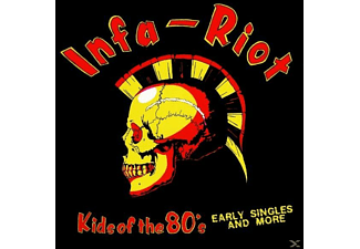 Infa Riot - Kids Of The 80s: The Singles & More - (Vinyl)