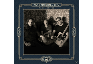 Koch Marshall Trio - Toby Arrives - (CD)