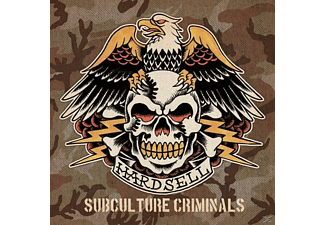 Hardsell - Subculture Criminals - (CD)