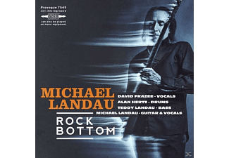 Michael Landau - Rock Bottom - (CD)