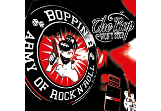 Boppin'b - The Bop Won't Stop (+Download) - (Vinyl)