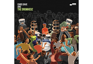 Chris Dave, The Drumhedz - Chris Dave And The Drumhedz - (CD)