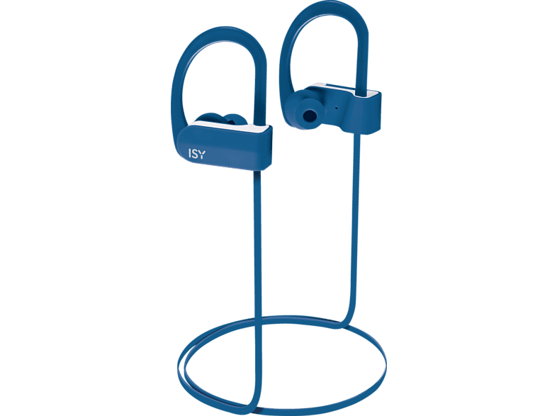 ISY IBH-3500-BE, In-ear Kopfhörer Bluetooth Blau
