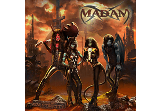 Madam X - Monstrocity (CD)
