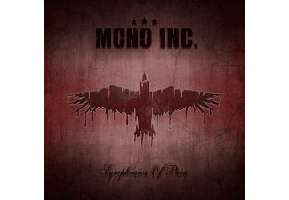 Mono Inc. - Symphonies Of Pain - Hits And Rarities (Digipak) (CD)