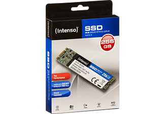 INTENSO M.2 SSD SATA III TOP, 256 GB, SSD