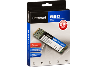 INTENSO Solid State Drive TOP, 512 GB SSD, intern