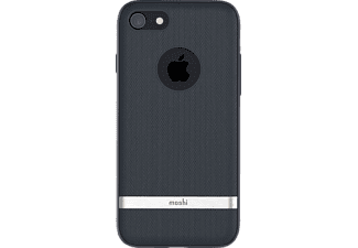 MOSHI Vesta Handyhülle, Bahama Blue, passend für Apple iPhone 7 Plus, iPhone 8 Plus