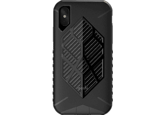 MOSHI Moshi Talos für iPhone X - (Stealth Black) , Stealth Black, passend für Apple iPhone X