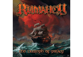 Rumahoy - The Triumph Of Piracy - (CD)