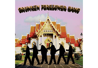 The Drunken Foreigner Band - White Guy Disease - (Vinyl)