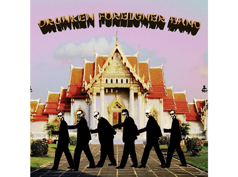 The Drunken Foreigner Band - White Guy Disease [Vinyl]