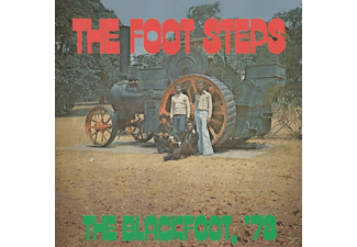 Blackfoot - The Foot Steps - (Vinyl)
