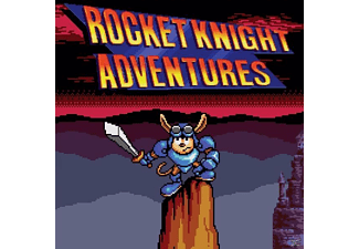 Konami Kukeiha Club - Rocket Knight Adventures - (Vinyl)