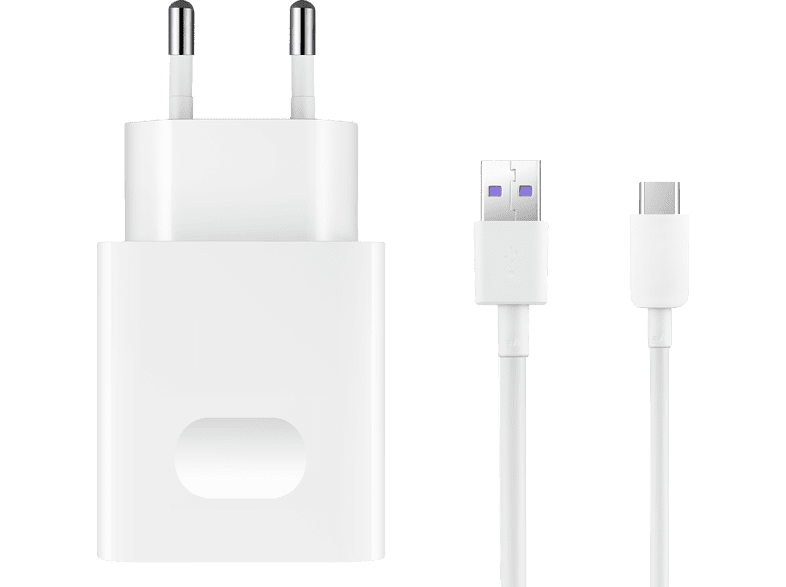 HUAWEI Super Charge Ladekabel, Weiß