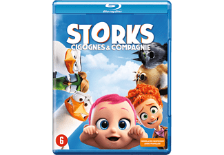Cigognes et compagnies - Blu-ray