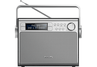 PHILIPS Radio portable DAB+ FM (AE5020B/12)