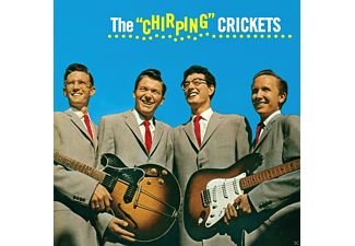 Buddy Holly - CHIRPING CRICKETS + .. - (CD)