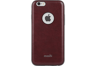 MOSHI iGlaze Napa Handyhülle, Burgundy Red, passend für Apple iPhone 6, iPhone 6s