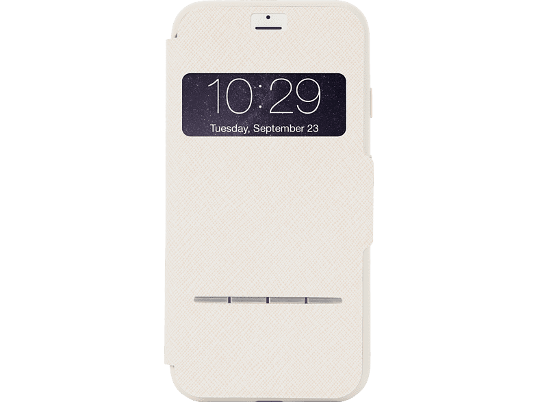MOSHI SenseCover , Bookcover, Apple, iPhone 7, iPhone 8, Beige