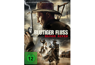 Blutiger Fluss - Blood River - (DVD)