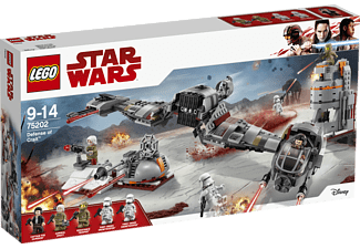 LEGO Defense of Crait™ (75202) Bausatz