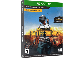 Playerunknown's Battlegrounds - Game Preview kiadás (Xbox One)