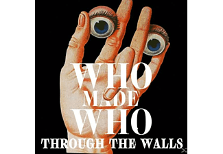 Whomadewho - Through The Walls - (CD)