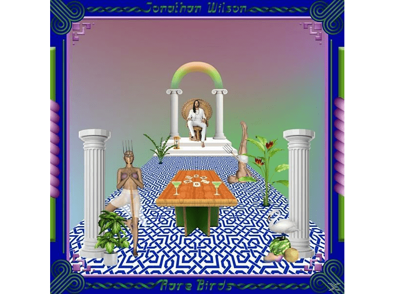 Jonathan Wilson - Rare Birds [CD]