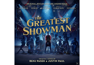 VARIOUS - The Greatest Showman - (CD)
