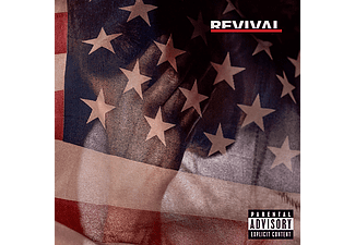 Eminem Revival HipHop CD