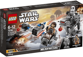 LEGO Ski Speeder™ vs. First Order Walker™ Microfighters (75195)