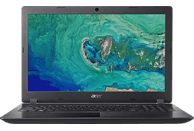 ACER Aspire 3 (A315-41-R2KC), Notebook mit 15.6 Zoll Display, Ryzen™ 3 Prozessor, 4 GB RAM, 128 GB SSD, 1 TB HDD, Radeon™ Vega Graphics, Schwarz