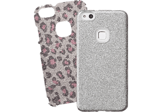 Bling Backcover Huawei P10 Lite Thermoplastisches Polyurethan Transparent