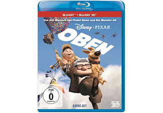 Oben - 3D Superset [3D Blu-ray]