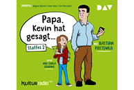 "Peuckert,Tom/Nasr,Samir/Ahrem,Regine - ""Papa,Kevin hat gesagt"" Staffel 2 [CD]"