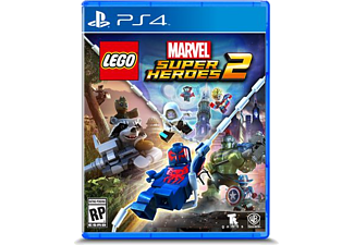 WARNER BROS Lego Marvel Superheroes 2 PS4 Oyun
