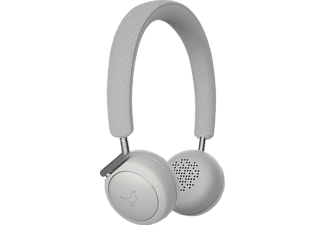 LIBRATONE Q Adapt, On-ear Kopfhörer, Headsetfunktion, Bluetooth, Weiß