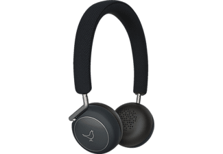 LIBRATONE Q Adapt, On-ear Kopfhörer, Headsetfunktion, Bluetooth, Schwarz