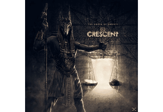 The Crescent - The Order Of Amenti - (CD)