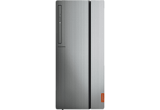 LENOVO IdeaCentre 720, Gaming PC mit Core™ i5 Prozessor, 12 GB RAM, 128 GB SSD, 2 TB HDD, GeForce GTX 1060, 6 GB GDDR5 Grafikspeicher