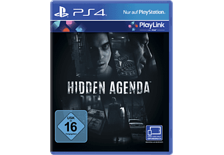 PlayLink: Hidden Agenda - PlayStation 4