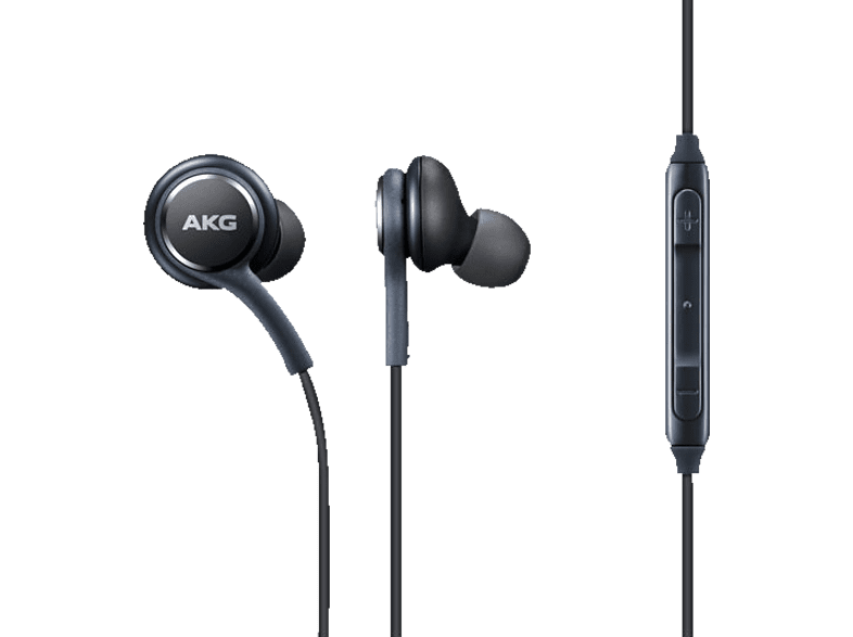 SAMSUNG Samsung Earphones Tuned by AKG in Titanium Gray Headset