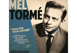 Mel Tormé - Sing For Your Supper (CD)
