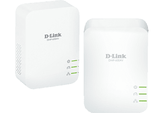 Powerline Adapter D-LINK 1000Mbit Powerline AV2 Kit