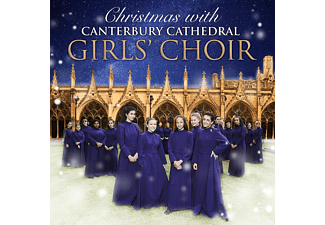 Canterbury Cathedral Girls' Choir - Christmas (CD)